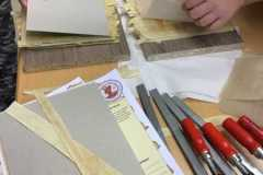 Herstellung von Papyrus 1