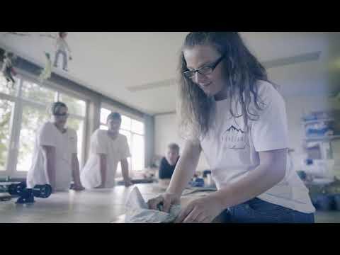 10. Platz - Bundes-Schülerfirmen-Contest 2018 - Neonboards - Hardbergschule Mosbach