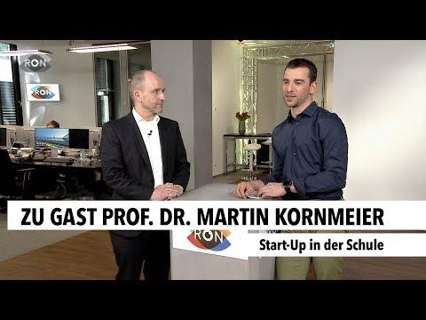 Zu Gast Prof. Dr. Martin Kornmeier | RON TV |
