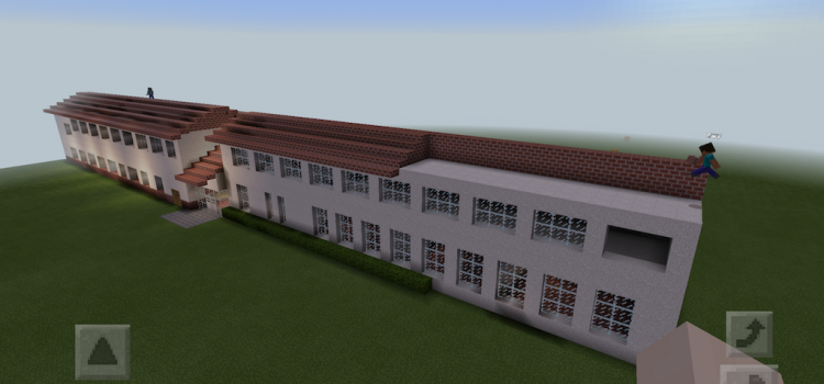 Gamification in Mathematik – Schulhausnachbau mit Minecraft