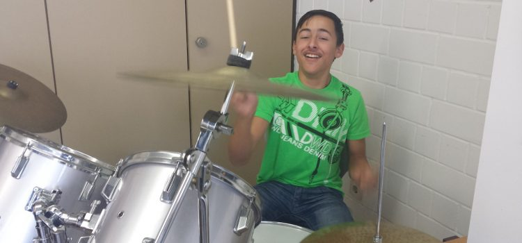 Schlagzeug und Percussion