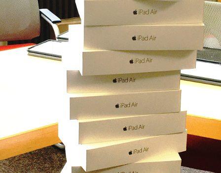 Die iPadklasse – von der Idee bis zum Start