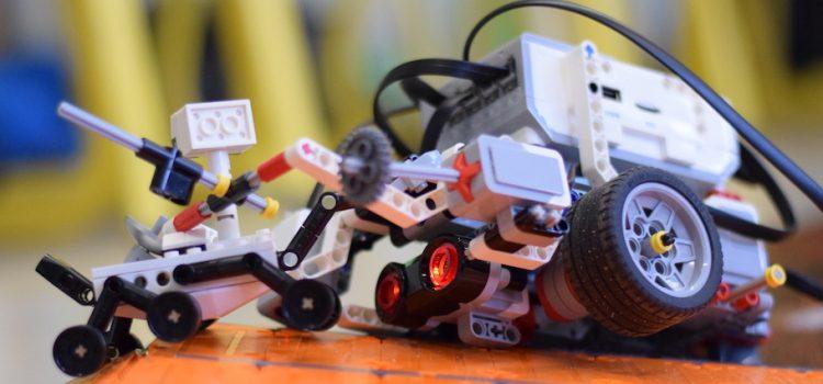 Programmieren mit Lego Mindstorms EV3