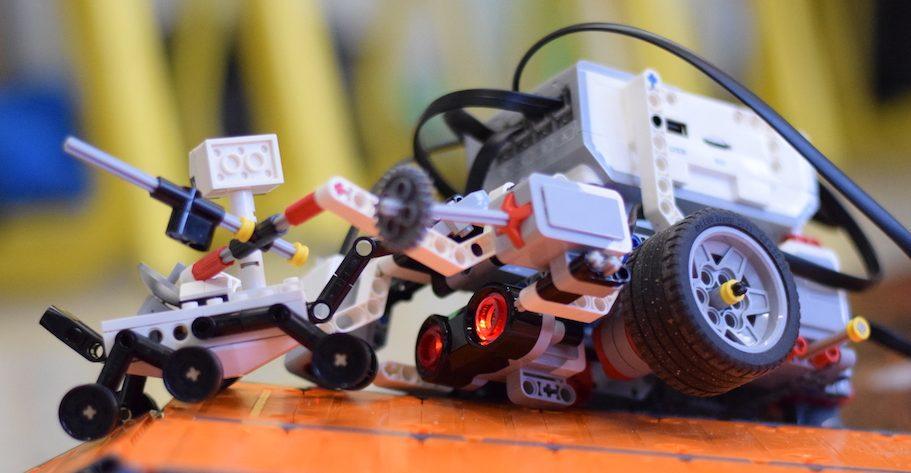 Programmieren Mit Lego Mindstorms Ev3 Hardbergschule