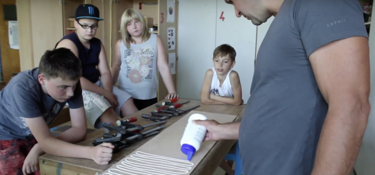 Longboardbau – Materialauswahl