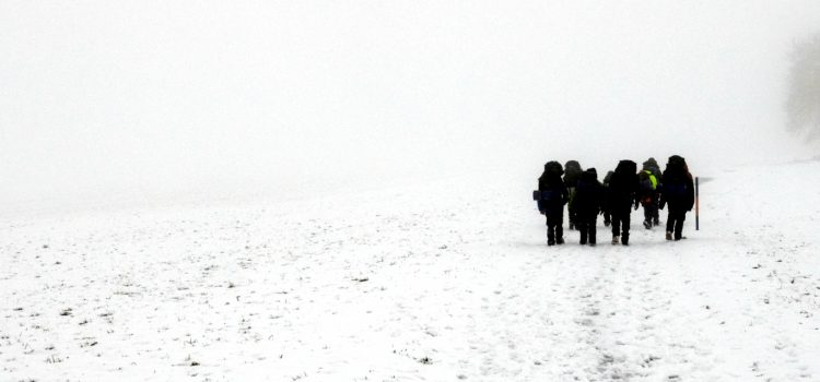 Winterexpedition 2018