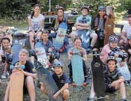 Kostenfreier Longboard-Workshop für Eberbacher Schüler