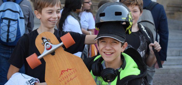 Der Kick-Off zum Würth Bildungspreis im Neuen Schloss Stuttgart