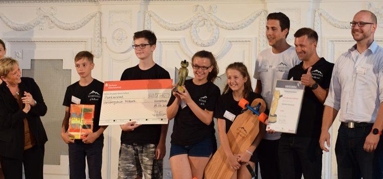 3. Preis beim Würth-Bildungspreis 2019