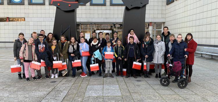 Zu Besuch bei Würth in Künzelsau
