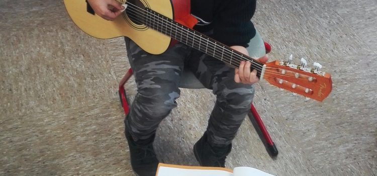 PL Gitarre für Anfänger