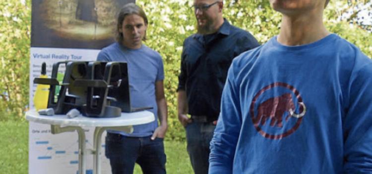 Virtual Reality in Kooperation mit der KZ Gedenkstätte