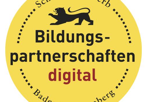 """Sieger beim Wettbewerb """"Bildungspartnerschaft digital"""""""